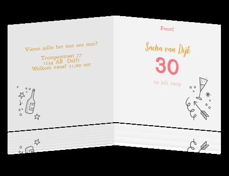 30 E Verjaardag Vrouw