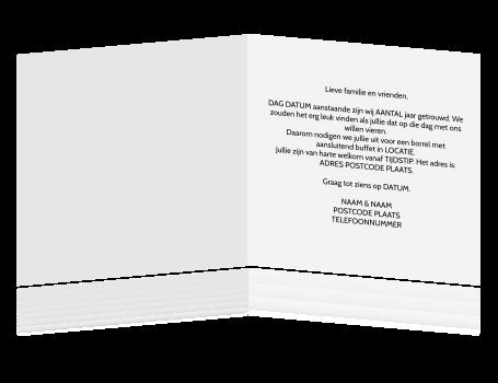 tekst 40 jaar uitnodiging Originele uitnodiging 40 jaar getrouwd met ballonnen tekst 40 jaar uitnodiging