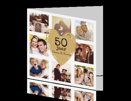 kaart 50 jaar maken 50 Jaar Kaarten Maken   ARCHIDEV kaart 50 jaar maken